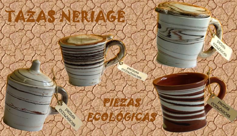 Tazas Neriage Ecológicas